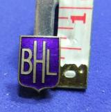 BHL DR Barnardos helpers league badge childrens homes child protection member