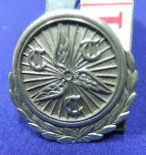 Silver CTC cyclist touring club badge 1929