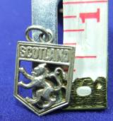 Scotland charm pendant souvenir holiday keepsake tourism