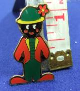 Robertsons badge Golly clown limited edition 1996