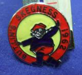 Butlins holiday camp badge skegness 1962