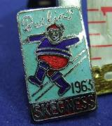 Butlins holiday camp badge skegness 1963