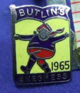 Butlins holiday camp badge skegness 1965
